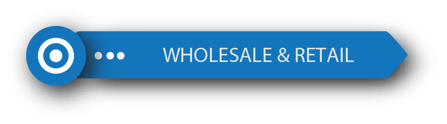 Development Stack - wholesale and retail industry